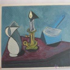 Arte: ÓLEO SOBRE TABLEX. FIRMADO ARRABAL. Lote 42258646