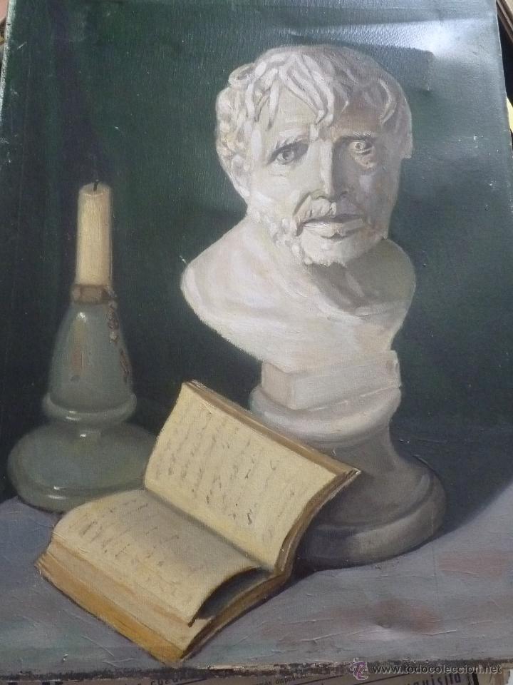 PINTURA AL OLEO, SIMBOLISMO CLASICO (Arte - Pintura - Pintura al Óleo Moderna sin fecha definida)