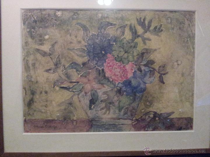 CARMEN SANTONJA OLEO ESPECIAL MUY POCOS (Arte - Pintura - Pintura al Óleo Contemporánea )
