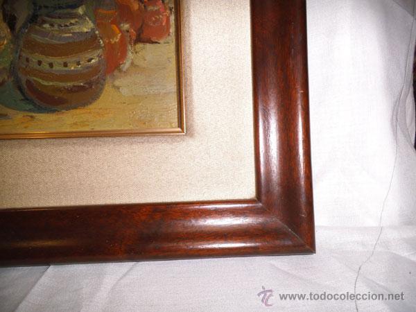 Arte: OLIVER - ÓLEO SOBRE TABLA DE FRANCESC OLIVER FRADERA , FIRMADO - Foto 6 - 42563398