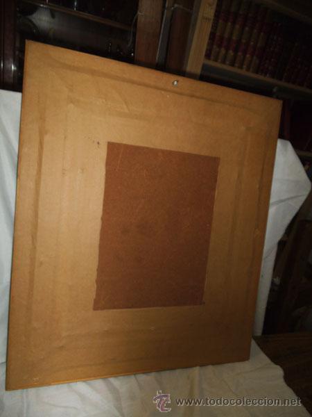 Arte: OLIVER - ÓLEO SOBRE TABLA DE FRANCESC OLIVER FRADERA , FIRMADO - Foto 7 - 42563398