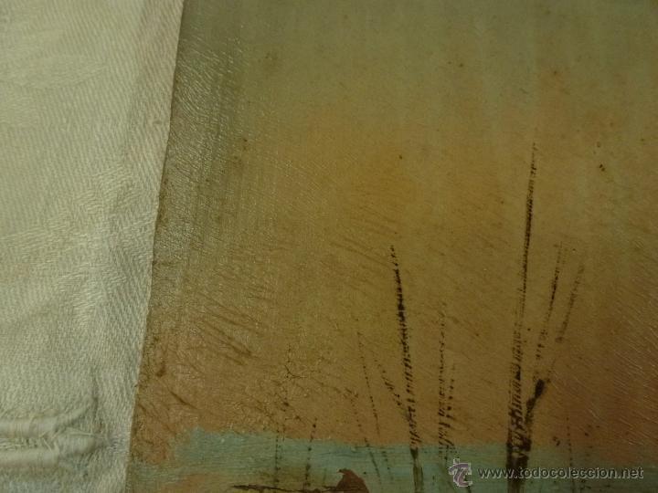 Arte: oleo sobre tabla - Foto 3 - 42594224
