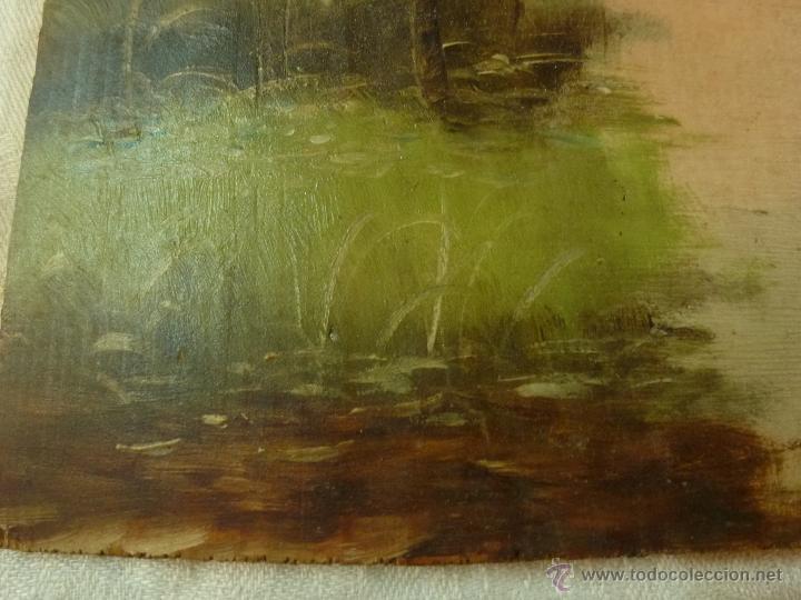 Arte: oleo sobre tabla - Foto 5 - 42594224