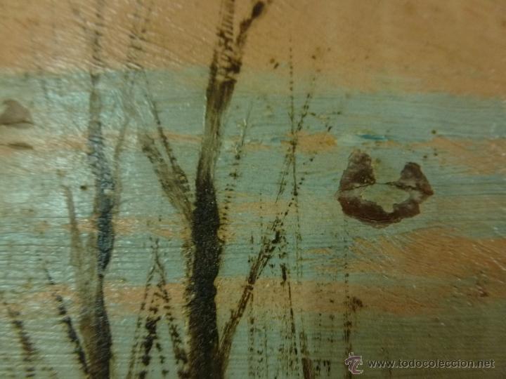Arte: oleo sobre tabla - Foto 6 - 42594224