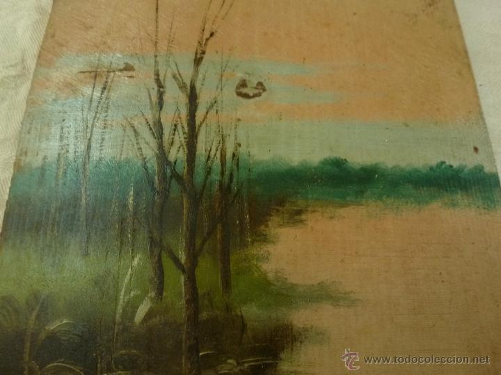Arte: oleo sobre tabla - Foto 7 - 42594224