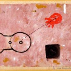 Arte: RODRÍGUEZ DUFLÚS FRANCIA, 1947 LUNA II, 1992 FIRMADO Y FECHADO EN EL ÁNGULO INFERIOR DERECHO. Lote 42688432