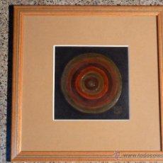 Arte: ÓLEO DE GLORIA SEGALÀ I VALLPEDERAS (SABADELL 1950)EGIPTO 1991. Lote 42720098