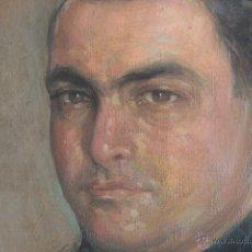 Arte: MILITAR. 1938. ÓLEO SOBRE LIENZO. Lote 42727300