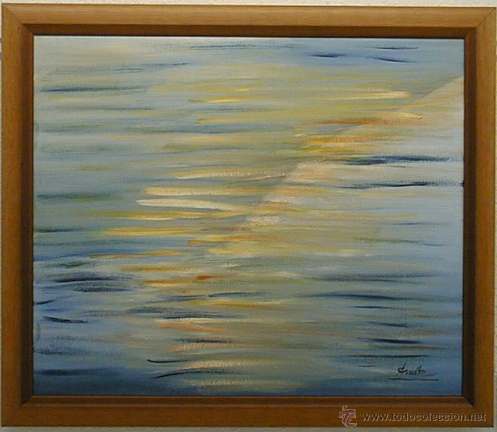 pintura oleo - a. nieto-el perello 45,5 x 54,2 - Comprar Pintura al ...