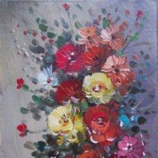 Arte: FLORES - P. LLISPO. Lote 43005278
