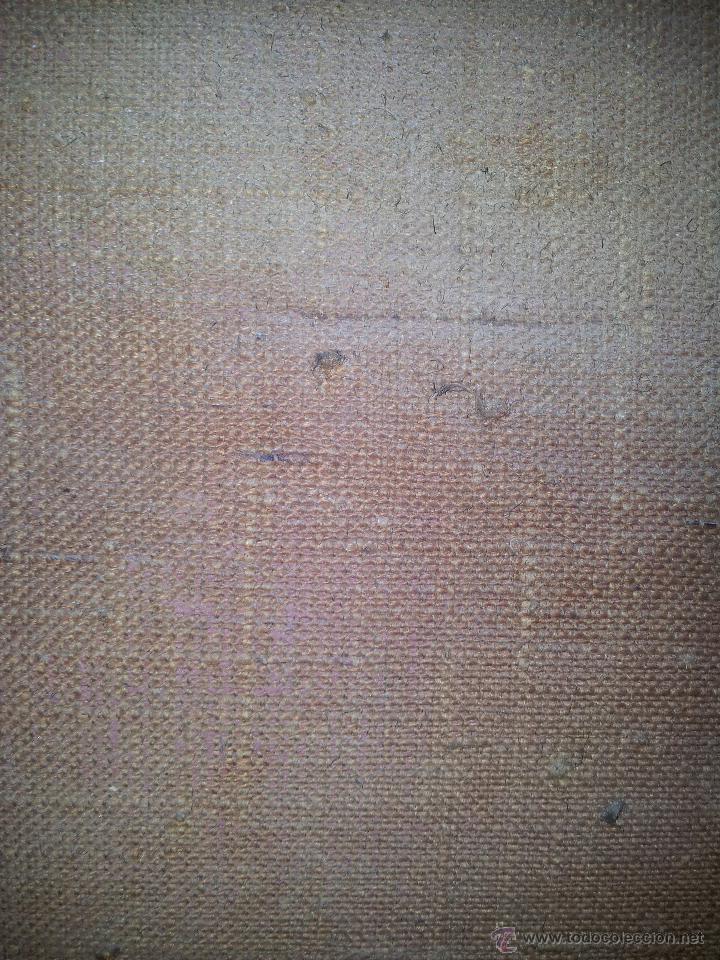Arte: OBRA OLEO LIENZO APOSTOL SAN JUDAS TADEO 7° SIGLO XVIII PINTURA BARROCO AUTOR DESCONOCIDO pintor - Foto 10 - 51622624