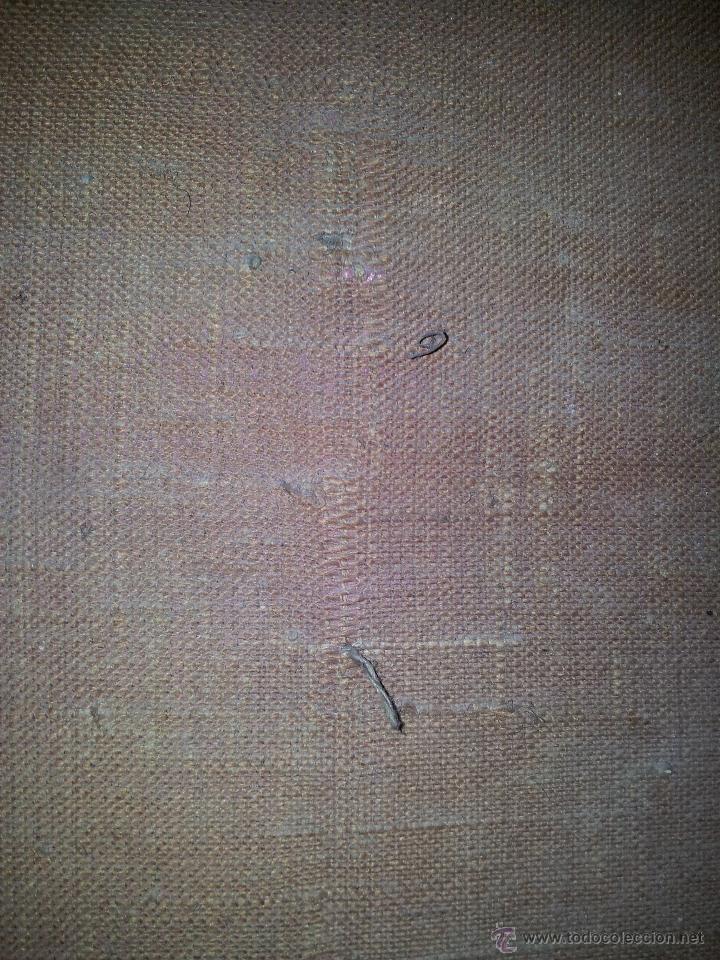 Arte: OBRA OLEO LIENZO APOSTOL SAN JUDAS TADEO 7° SIGLO XVIII PINTURA BARROCO AUTOR DESCONOCIDO pintor - Foto 14 - 51622624