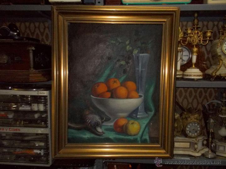 BODEGON JM ARNAL (Arte - Pintura - Pintura al Óleo Antigua sin fecha definida)