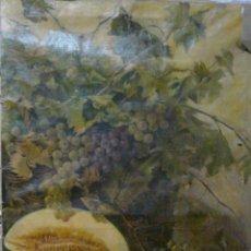 Arte: ÓLEO SOBRE LIENZO BODEGÓN 1904 - ABC 035. Lote 43108332