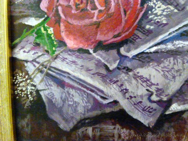 Arte: Pintura al oleo firmada - Foto 3 - 43380164