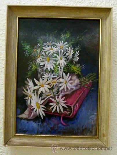 PINTURA AL OLEO FIRMADA (Arte - Pintura - Pintura al Óleo Contemporánea )