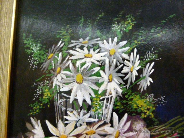 Arte: Pintura al oleo firmada - Foto 2 - 43380169