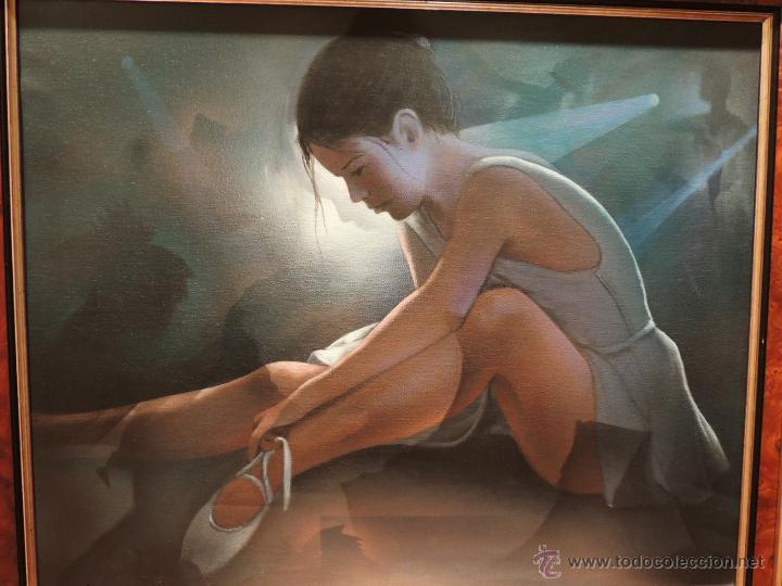 Arte: OLEO SOBRE LIENZO DE JULIAN MOMOITIO - Foto 2 - 43563870