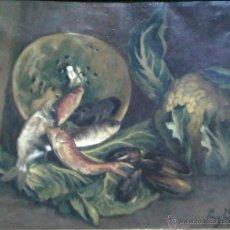 Arte: ANTONI POUS PALAU, PINTOR DEL SIGLO XIX-XX, NACIDO EN SABADELL EN 1870. Lote 43586065