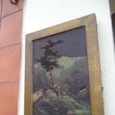 Arte: PINTURA EN TABLA ORIENTAL. Lote 43750368