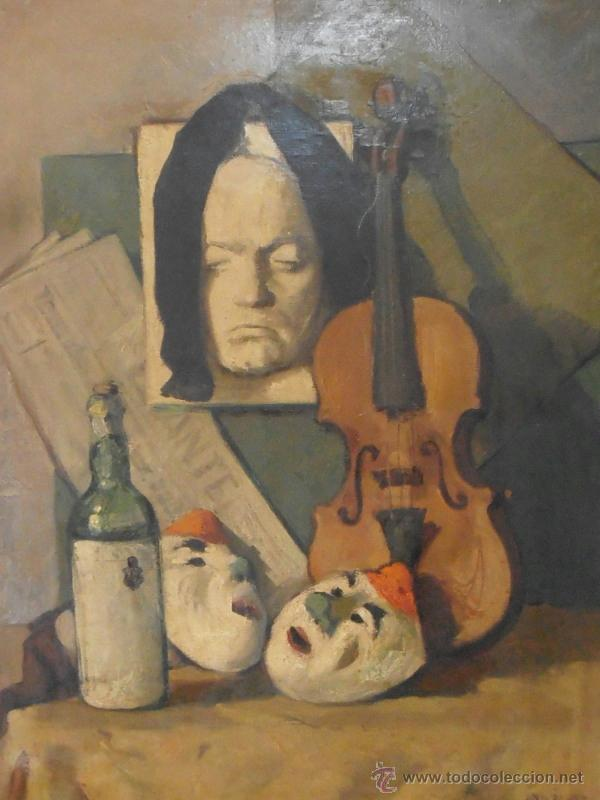 Bodegon del pintor valenciano andres jose cille comprar - Pintor valenciano ...