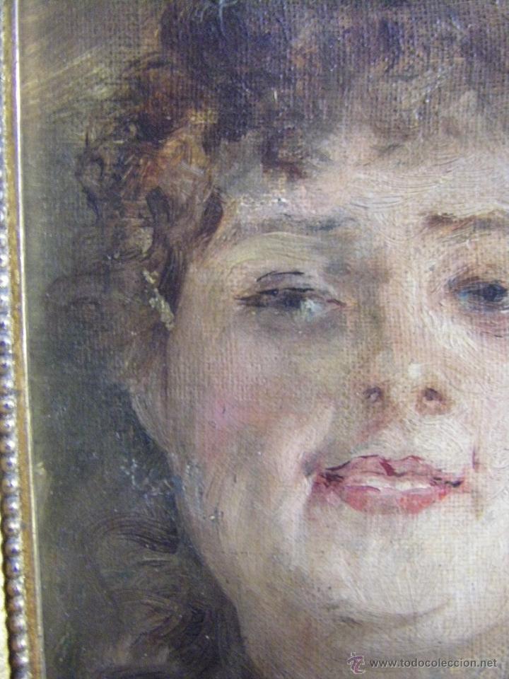 Leo retratro de se ora del pintor valenciano comprar - Pintor valenciano ...