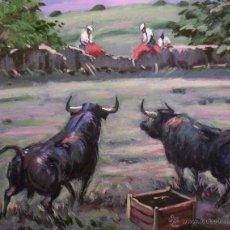 Arte - Óleo sobre tabla Rafael Simarro - 43993646