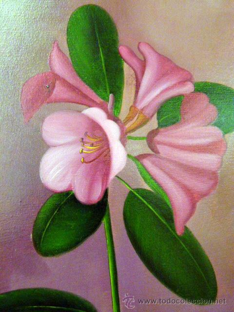 Arte: Pintura al oleo firmada Valls - Foto 2 - 44023582