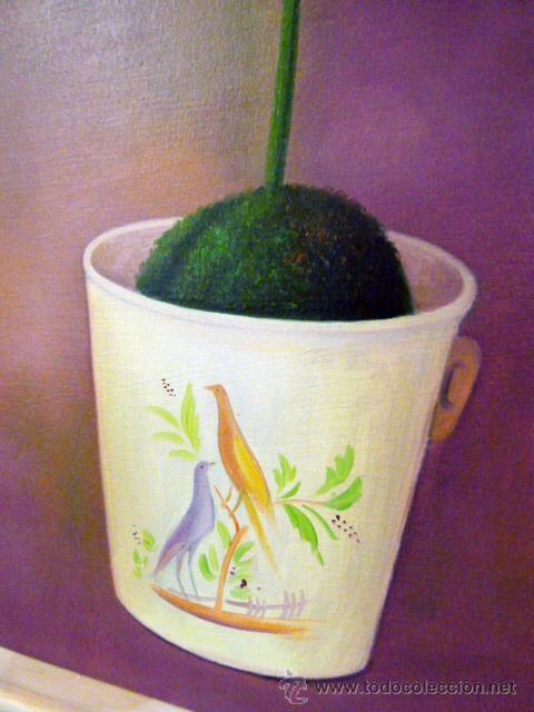 Arte: Pintura al oleo firmada Valls - Foto 3 - 44023582