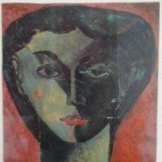 Arte: EVARIST VALLÉS. PIEROLA (BARCELONA 1923-1999 FIGUERES (GIRONA). Lote 44243092