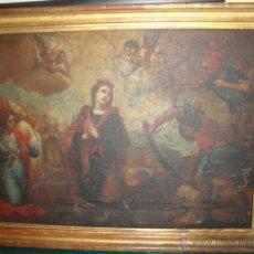 Arte: OLEO SOBRE LIENZO SIGLO XVII. Lote 44306447