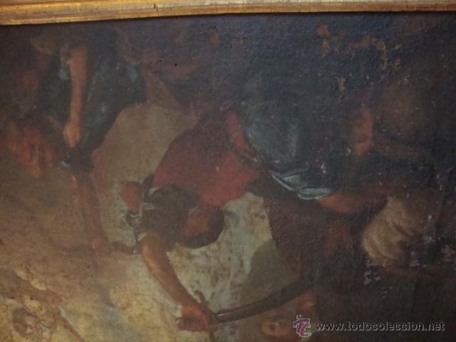 Arte: Oleo sobre lienzo siglo XVII - Foto 3 - 44306447