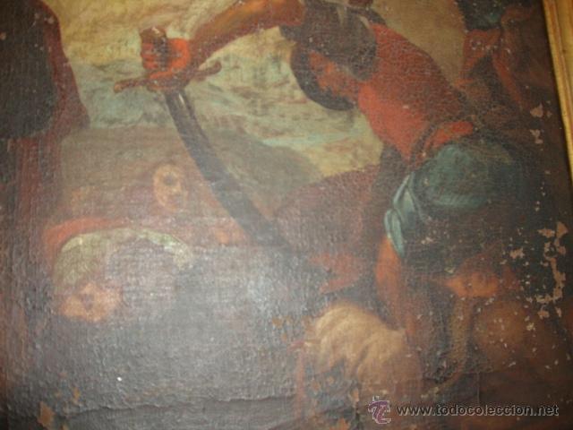Arte: Oleo sobre lienzo siglo XVII - Foto 5 - 44306447