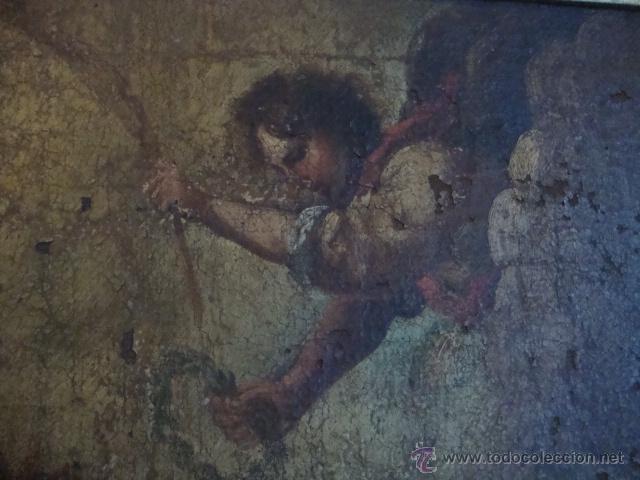 Arte: Oleo sobre lienzo siglo XVII - Foto 7 - 44306447