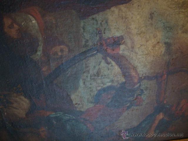 Arte: Oleo sobre lienzo siglo XVII - Foto 8 - 44306447