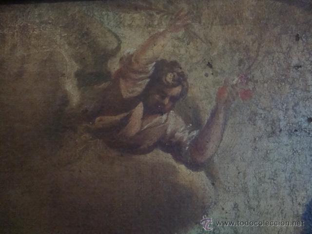 Arte: Oleo sobre lienzo siglo XVII - Foto 10 - 44306447