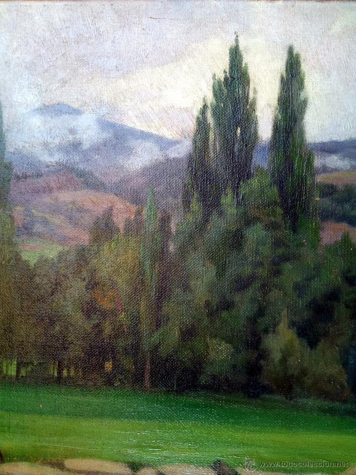 Arte: Mateo Balasch (1870-1936). Paisaje - Foto 2 - 44432908