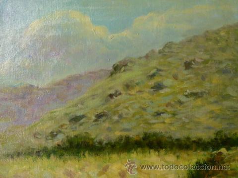 Arte: Pintura al oleo firmada Lucio Quinta - Foto 2 - 45023641