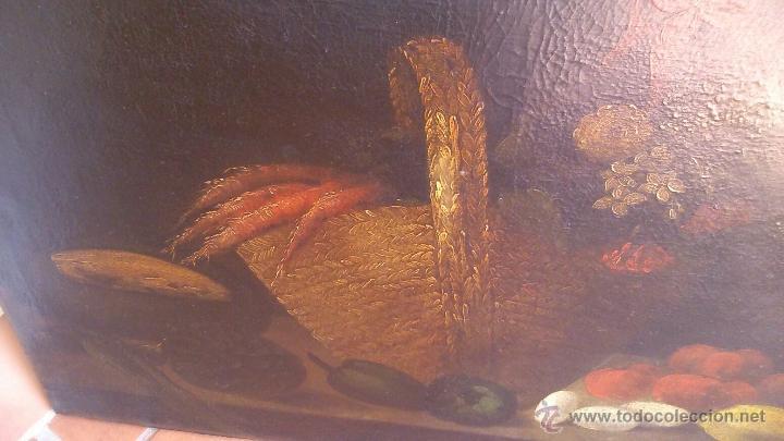 Arte: Antiguos bodegones. MARCOS DE LUJO NUEVOS. - Foto 2 - 45287354