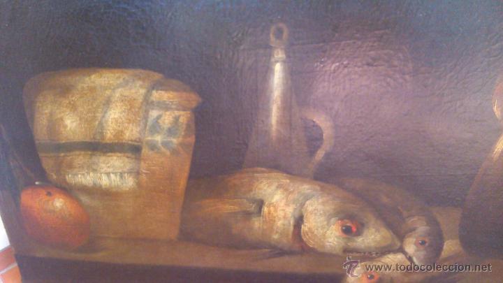 Arte: Antiguos bodegones. MARCOS DE LUJO NUEVOS. - Foto 3 - 45287354