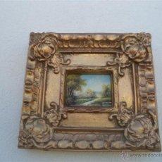 Kunst - pintura al oleo paisaje - 45291871