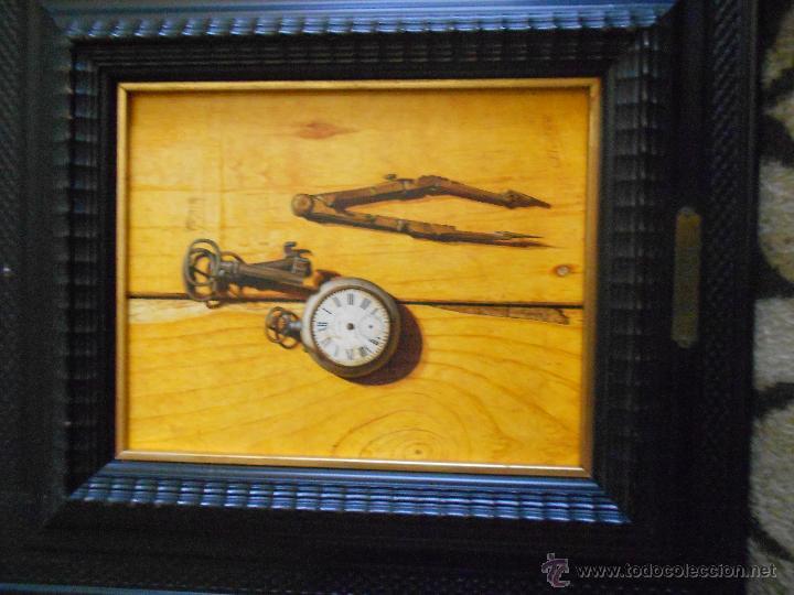 ANTONIO PUCHE AZORIN LOTE 3 CUADROS (Arte - Pintura - Pintura al Óleo Contemporánea )