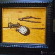 Arte: ANTONIO PUCHE AZORIN LOTE 3 CUADROS. Lote 45293767