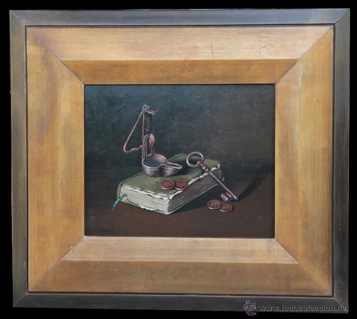 JUAN IZQUIERDO-BODEGON (Arte - Pintura - Pintura al Óleo Contemporánea )