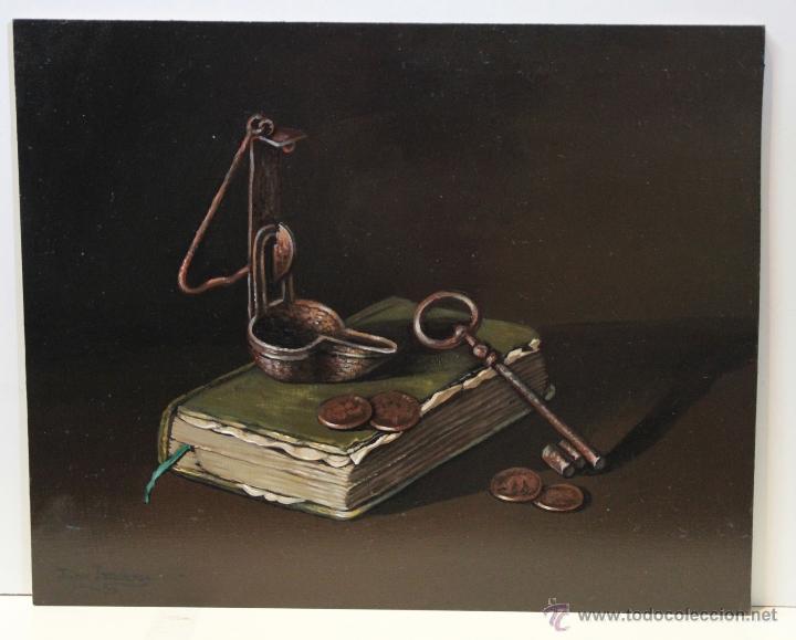 Arte: JUAN IZQUIERDO-BODEGON - Foto 2 - 45424969