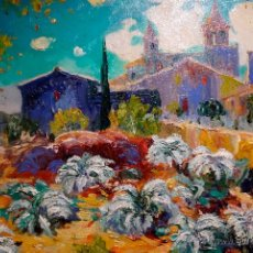 Arte: CASIMIR MARTINEZ TARRASSO (BARCELONA, 1898 – 1980).OLEO SOBRE TELA. Lote 46088241