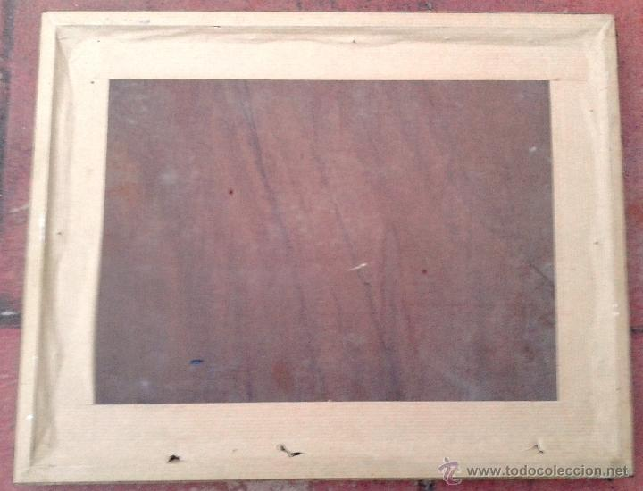 Arte: FRANCESC VIDAL GOMÀ (1894-1970) - OLEO SOBRE TABLA ENMARCADO 42 X 33 - Foto 4 - 46203730