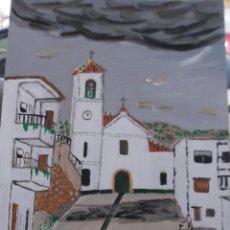 Arte: ALPUJARRA, MECINA DE BOMBARÓN. Lote 46216722
