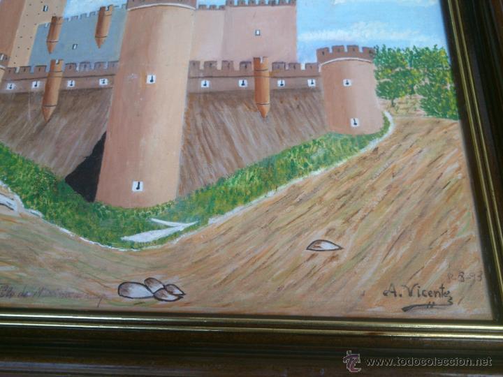 Arte: CASTILLO DE LA MOTA MEDINA DEL CAMPO VALLADOLID - Foto 3 - 46241599