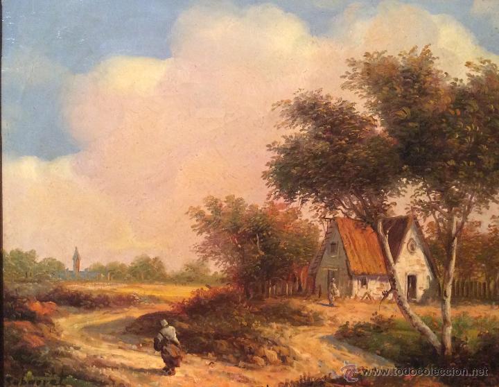 SABARRET OLEO - II (Arte - Pintura - Pintura al Óleo Contemporánea )
